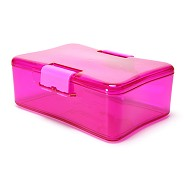 LunchBox madkasse hot pink - Brix