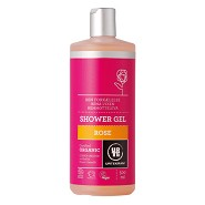 Showergel Rose Økologisk - 500 ml - Urtekram