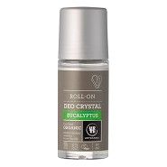 Deo krystal roll on Eucalyptus Økologisk - 50 ml - Urtekram