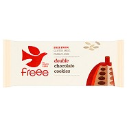 Double Chocolate Cookies Økologisk - 180 gram - Doves Farm Organic