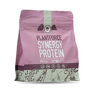 Protein bær Synergy - 400 gram - Plantforce