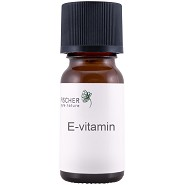 E - Vitamin - 10 ml - Fischer Pure Nature