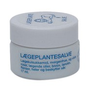 Lægeplantesalve - 17 ml - Elizabeth Løvegal