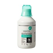 Mundskyl sensitiv strong mint - 300 ml - Urtekram