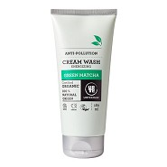 Cream wash Green Matcha - 180 ml - Urtekram Body Care