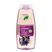 Bath & Shower, Lavender  - 250 ml - Dr. Organic
