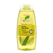 Bath & Shower, Tea Tree  - 250 ml - Dr. Organic