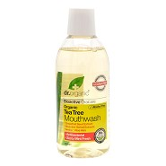 Mundskyl, Tea Tree  - 500 ml - Dr. Organic