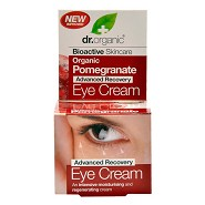 Eye Cream, Pomegranate - 15 ml - Dr. Organic
