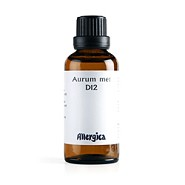 Aurum metallicum D12 - 50 ml - Allergica