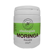 Moringa pulver Økologisk - 100 gram - The Power of Plants
