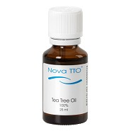 Tea tree oil 100% aromaterapi - 25 ml - Nova TTO