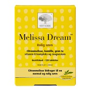 Melissa Dream - 120 tab - New Nordic