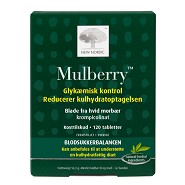 Mulberry - 120 tabletter - New Nordic
