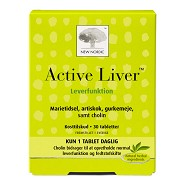 Active Liver - 30 tabletter - New Nordic