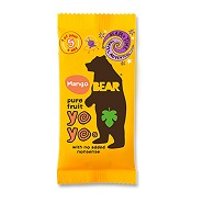 Yoyo pure fruit mango - 20 gram - Bear