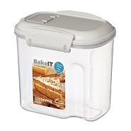 Opbevaringsboks 645 ml Transparent. Mini Bakery - 1 styk - Sistema