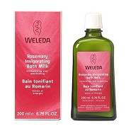 Bath Milk Invigorating Rosemary - 200 ml - Weleda