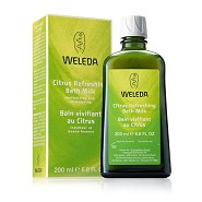 Refreshing Bath Citrus - 200 ml - Weleda