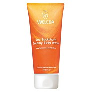 Creamy Body Wash Havtorn - 200 ml - Weleda