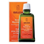 Massage Oil Arnica - 100 ml - Weleda
