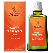Massage Oil Arnica - 200 ml - Weleda