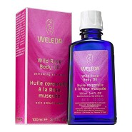 Body Oil Wild Rose - 100 ml - Weleda