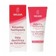 Rathania Toothpaste - 75 ml - Weleda