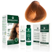 8R hårfarve Light Copper Blond - 135 ml - Herbatint
