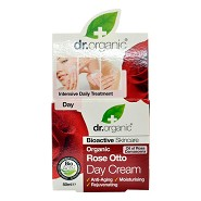 Day cream Rose Otto - 50 ml - Dr. Organic