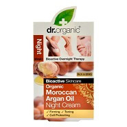 Night cream argan - 50 ml - Dr. Organic