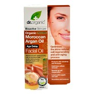 Facial serum Argan - 30 ml - Dr. Organic