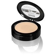2 in 1 Compact foundation Ivory 01  - 10 ml - Lavera Trend