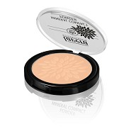 Mineral Compact powder Honey 03 - 7 gram - Lavera Trend