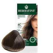 6C hårfarve Dark Ash Blond - 150 ml - Herbatint