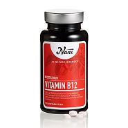 B12 vitamin food state - 90 tabletter - Nani