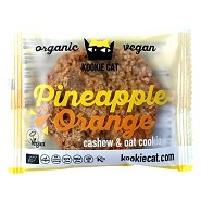 Pineapple orange   Økologisk  - 50 gram - Kookie Cat