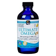 Ultimate Omega Xtra - 237 ml - Nordic Naturals