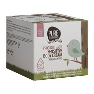 Baby sensitive body cream, fragrance free - 250 ml - Pure Beginnings