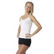 Top Cami hvid - Small - Organic Bamboo Eco Wear