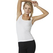 Top Tank hvid - Large - Organic Bamboo Eco Wear