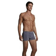 Boxer shorts grå - Small - Organic Bamboo Eco Wear