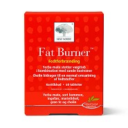 Fat Burner - 60 tabletter - New Nordic