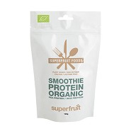 Smoothie protein naturel Økologisk - 100 gram - SuperFruit