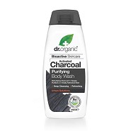 Body Wash Charcoal Purifying - 250 ml - Dr. Organic