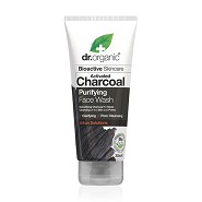 Face Wash Charcoal Purifying - 200 ml - Dr. Organic