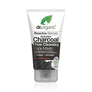 Face Mask Charcoal Pore Cleansing - 125 ml - Dr. Organic