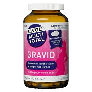 Multi total gravid - 150 tabletter - Livol