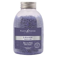 Relaxing Bath Salts Lavande Altitude - 500 gram