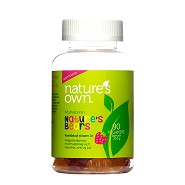 Multivitaminer Nature's Bear - 90 styk - Natures Own